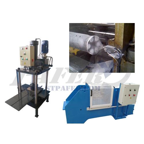 maquinaria auxiliar y otros dispositivos