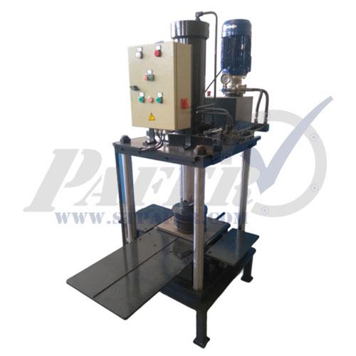 prensa de montar y desmontar matrices